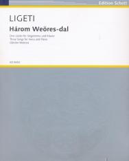 Ligeti György: Három Weöres-dal