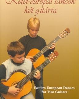 Kelet-Európai táncok két gitárra