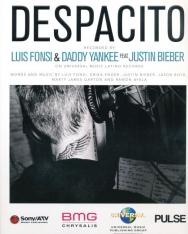 Despacito - ének-zongora-gitár