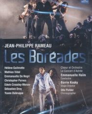 Jean-Philippe Rameau: Les Boréades DVD