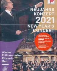 Neujahrskonzert 2021 / New Year's Concert 2021 - DVD