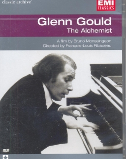 Glenn Gould: The Alchemist DVD - Bruno Monsaingeon filmje