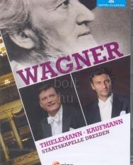 Wagner Konzert live at the Semperoper Dresden 2013 - DVD