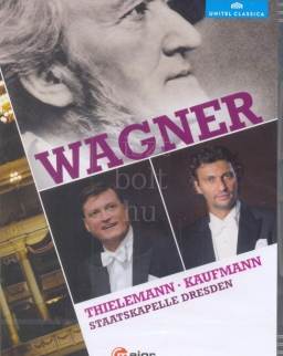 Wagner Konzert live at the Semperoper Dresden 2013 - DVD