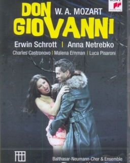 Wolfgang Amadeus Mozart: Don Giovanni - 2 DVD