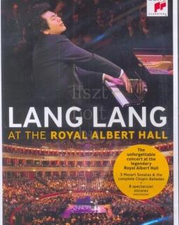 Lang Lang at Royal Albert Hall  (2013) - DVD