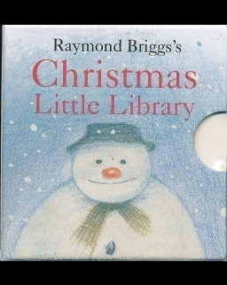 Raymond Brigg's Christmas Little Library Board Books (4)