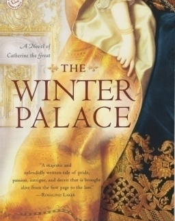 Eva Stachniak:The Winter Palace: A Novel of Catherine the Great