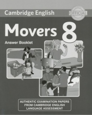 Cambridge English Movers 8 Answer Booklet