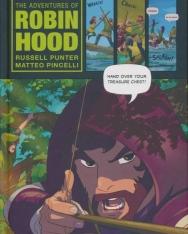 Usborne The Adventures of Robin Hood (Usborne Graphic Legends)