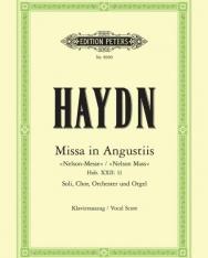Joseph Haydn: Nelson - Messe - zongorakivonat