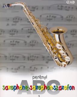 Perényi: Szaxofon ABC 1.