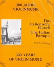 300 év hegedűmuzsikája csomag - Olasz barokk, Korai klasszika, Bécsi klasszika, Romantika 1, Romant.