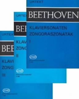 Ludwig van Beethoven: Zongoraszonáták 1,2,3