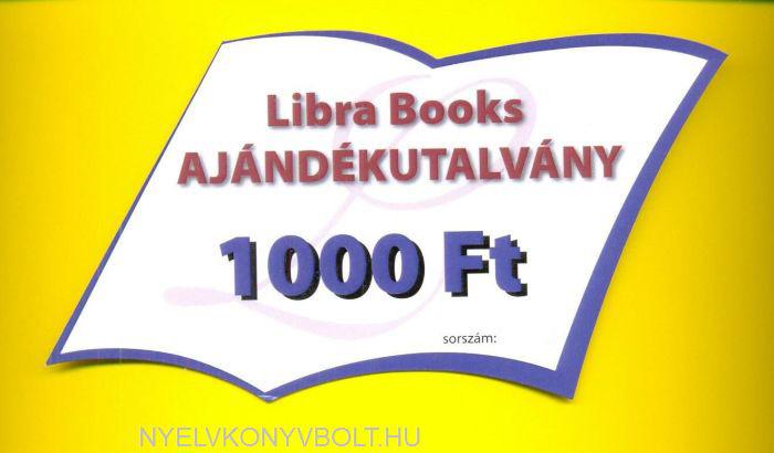 Ajándékutalvány 1000 Ft