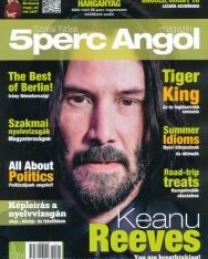 5 Perc Angol Magazin 2020 Augusztus