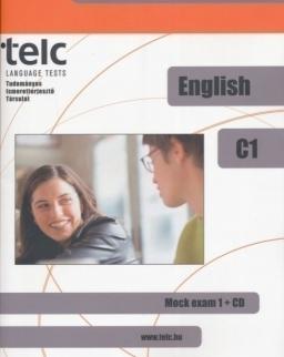 Telc English C1 Mock Exam 1 + Cd Felkészítő feladatsor a TELC English C1 vizsgához