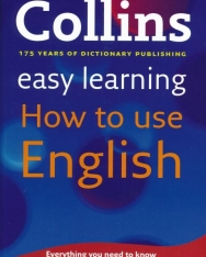 Collins easy learning - How to use English