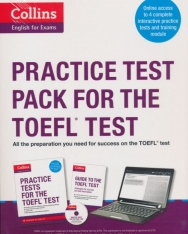Practice Test Pack for the TOEFL Test - Collins English  for Exams