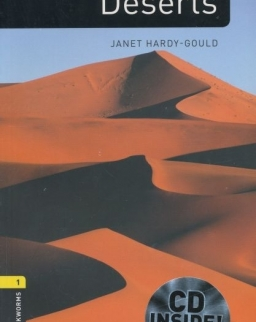 Deserts with Audio CD Factfiles - Oxford Bookworms Library Level 1