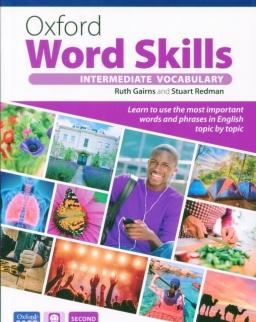 Oxford Word Skills Intermediate 2nd Edition