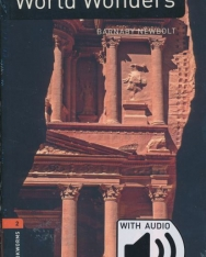 World Wonders Book with Audio Download Factfiles - Oxford Bookworms Library Level 2