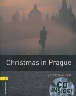 Christmas in Prague with Audio CD - Oxford Bookworms Library Level 1