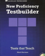 New Proficiency Testbuilder with Answer Key & Audio CDs