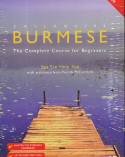 Colloquial Burmese Book & Double CD Pack - The Complete Course for Beginners