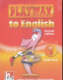 Playway to English - 2nd Edition - 1 Cards Pack