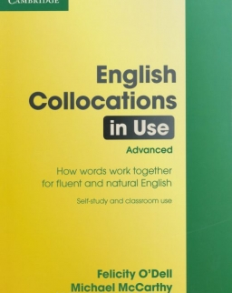 English Collocations in Use Advanced with Key