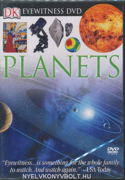Eyewitness DVD - Planets