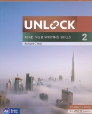 Unlock Reading & Writing Skills 2 Student's Book with Online Workbook