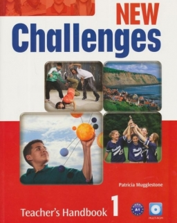 New Challenges 1 Teacher's Handbook with Multi-Rom