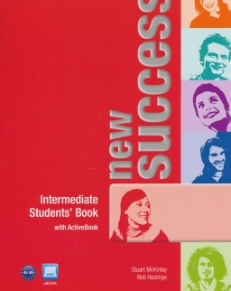 New Success Intermediate Students' Book with Active Book
