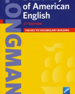 Longman Dictionary of American English Paperback with Online Code 5th Edition