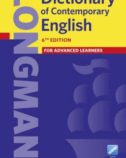 Longman Dictionary of Contemporary English - 6th Edition Paperback & Online