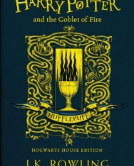 J.K. Rowling: Harry Potter and the Goblet of Fire – Hufflepuff Edition