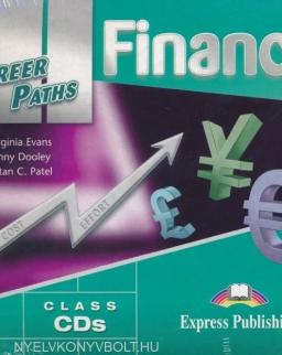 Career Paths - Finance Audio CDs (2)