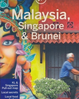 Lonely Planet - Malaysia, Singapore & Brunei Travel Guide (14th Edition)