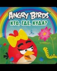 Angry Birds - Kto, gde, kuda?