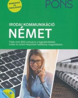 PONS Irodai kommunikáció – Német Új kiadás Letölthető extra tartalommal
