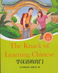 Xué hanyu de qiaomén (The Knack of Learning Chinese) + MP3 CD - Friends Chinese Graded Readers Level 5