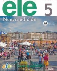 Agencia ELE 5 Curso de esőanol - Libro de clase - Nueva edición