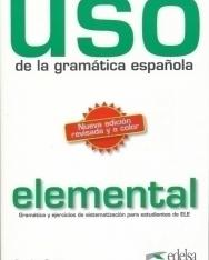 Uso de la gramática espanola Elemental - Nueva edición revisada y a color 2010