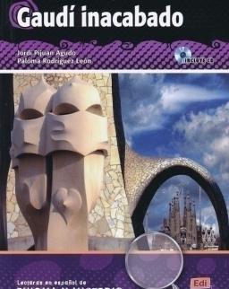 Gaudí inacabado - Incluye CD - Lecturas en Espanol de Enigma y Mysterio A2/B1