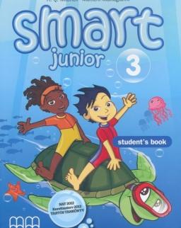 Smart Junior 3 Student's Book - NAT 2012