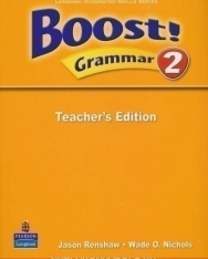 Boost! Grammar 2 Teacher's Edition