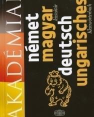 Akadémiai német-magyar kisszótár (Deutsch-ungarisches Kleinwörterbuch)