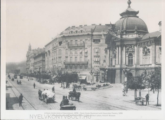 Budapest anno poszter - 12 féle